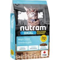 Nutram I12 для котов, контроль веса, 1,13кг