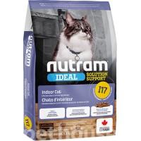 Nutram I17, корм для котов, которые живут в помещении