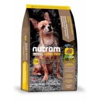 Nutram T28 для щенков и собак мини пород, с форелью