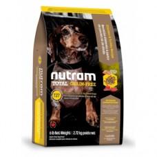 Nutram T27 для собак мелких пород, с мясом птицы