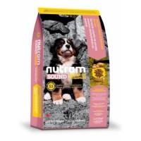 Nutram S3 для щенков крупных пород