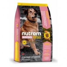 Nutram S6 для взрослых собак (с курицей и рисом)
