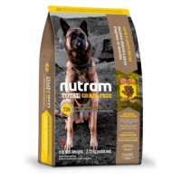 Nutram T26 для щенков и собак (с ягненком и чечевицей)