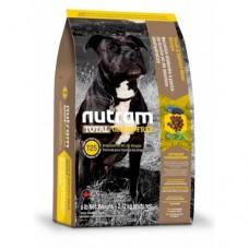 Nutram T25 для щенков и взрослых собак (с форелью и лососем)