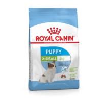Сухой корм для щенков мини Royal Canin X-SMALL Puppy
