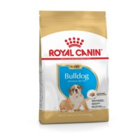 Сухой корм Royal Canin Bulldog Puppy, 12кг