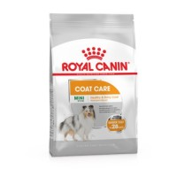 Сухой корм Royal Canin Mini Coat Care для здоровой шерсти