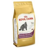Royal Canin British Shorthair  (британцы взрослые), пакет 0,4кг