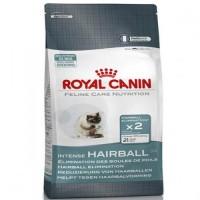 Royal Canin Hairball (для котов - выведение комков шерсти), пакет 2кг