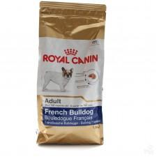 Royal Canin French Bulldog (французский бульдог взрослый), пакет 1,5кг