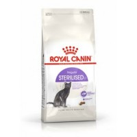 Сухой корм Royal Canin Sterilised для кошек 1-7 лет