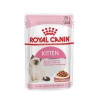 Влажный корм для котят Royal Canin Kitten Gravy соус, 85гр