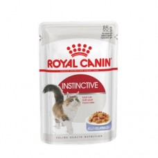 Влажный корм Royal Canin Instinctive Jelly желе, 85гр