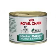 Royal Canin Starter mousse. Mother & Babydog 195гр
