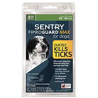 FiproGuard MAX капли от блох, клещей и вшей для собак 10-20 кг