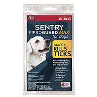 FiproGuard MAX капли от блох, клещей и вшей для собак 20-40 кг
