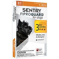 Fiproguard капли от блох, клещей и вшей для собак до 10 кг, 0,67 мл