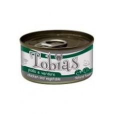 Tobias Консервы для собак с курицей и овощами