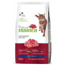 Trainer Natural Super Premium  Adult with Beef 1,5 кг