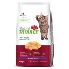 Trainer Natural Super Premium Mature Cat 1,5 кг