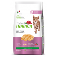 Trainer Natural Super Premium Young Cat 1,5 кг