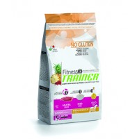 Trainer Fitness3 Super Premium Puppy&Junior Medium&Maxi With Duck - Rice - Oil ( 3 КГ )
