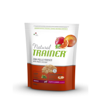 Trainer Natural Super Premium Puppy&Junior Medium