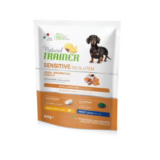 Natural Trainer Dog Sensitive Adult Mini With Salmon