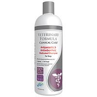 Veterinary Formula АНТИПАРАЗИТАРНЫЙ И АНТИСЕБОРЕЙНЫЙ шампунь для собак и кошек (0,045 л)