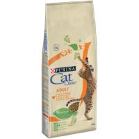 Cat Chow Adult (сухой повседневный корм для кошек с курицей), 15 кг.