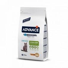 Advance Cat Sterilized Junior для кошенят до 24 міс.