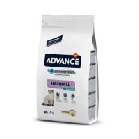 Advance Cat Sterilized Hairball для виведення шерсті