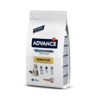 Advance Cat Sensitive Salmon & Rice чутливий шлунок