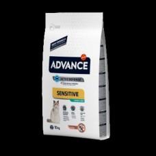 Advance Cat Sterilized Salmon Sensitive для стерилизованных котов с чувствительным пищеварением с лососем