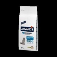 Advance Cat Sterilized для стерилизованных котов с индюшкой