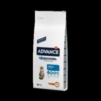 Advance Cat Chicken & Rice для взрослых котов с курицей и рисом