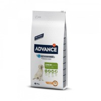 Advance Maxi Adult з куркою та рисом, 14кг