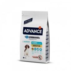 Advance Dog Puppy Sensitive для цуценят з чутливим шлунком