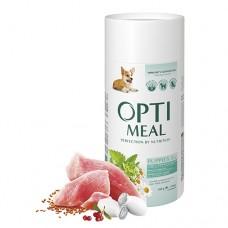 Optimeal сухой корм для щенков всех пород с индейкой, 650гр.