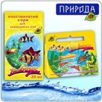 """Корм для рыб """" БиоБазис""""100мл"""