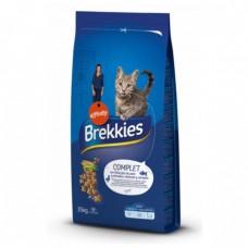 Brekkies Cat Complet для дорослих котів