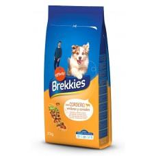 Brekkies Dog Lamb для собак всех пород с ягненком 20 kg