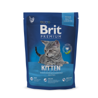 Brit Premium Cat Kitten  300g (д/котят 1-12 мес)