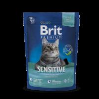 Brit Premium Cat Sensitive 1,5 kg (д/ кошек c чувствительным пищеварением)