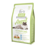 Brit Care Cat 7 kg Angel I am Delighted Senior