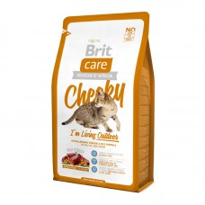Brit Care Cat 7 kg Cheeky I am Living Outdoor