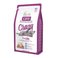 Brit Care Cat 0,4 kg Crazy I am Kitten