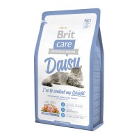 Brit Care Cat 0,4 kg Daisy I have to control my Weight