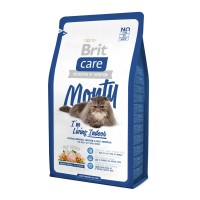 Brit Care Cat 2 kg Monty I am Living Indoor