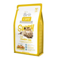 Brit Care Cat 2 kg Sunny I have Beautiful Hair